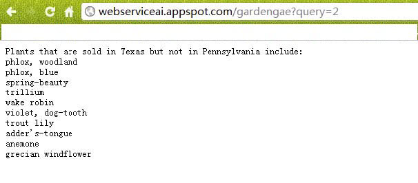 Servlet Example On Google App Engine Code